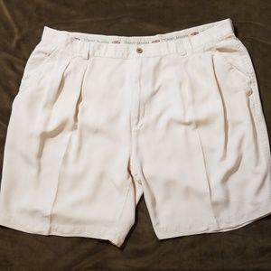 """Tommy Bahama 9"""" Silk Shorts"""